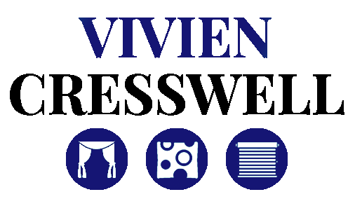 Blinds fitting services by Vivien Cresswell